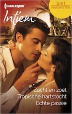 Zacht en zoet ; Tropische hartstocht ; Echte passie (3-in-1) - Brenda Jackson (ISBN 9789402531381)