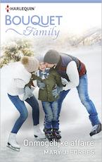Onmogelijke affaire - Mary J. Forbes (ISBN 9789402531725)