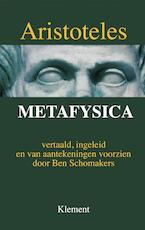 Metafysica - Aristoteles (ISBN 9789086872343)