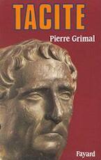 Tacite - Pierre Grimal (ISBN 9782213024974)