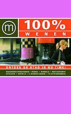 100% stedengids : 100% Wenen - Katrien Verhoeven (ISBN 9789057672255)