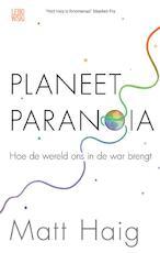 Planeet Paranoia - Matt Haig (ISBN 9789048845262)