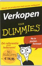 Verkopen voor Dummies - T. Hopkins (ISBN 9789043008792)