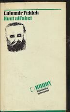 Kvet alfabet - Ľubomír Feldek