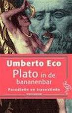 Plato in de bananenbar - Umberto Eco (ISBN 9789057130519)