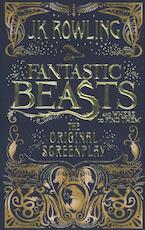 Fantastic Beasts and Where to Find Them - J K Rowling (ISBN 9780751574951)