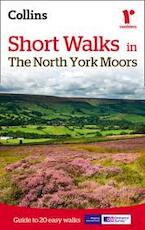 Short Walks in the North York Moors - Collins Maps (ISBN 9780008101572)
