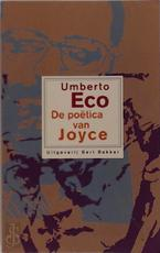 De poëtica van Joyce - Umberto Eco (ISBN 9789035109414)