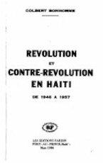 Révolution Et Contre-révolution en Haïti de 1946 À1957