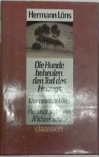Die Hunde beheulen den Tod des Herzogs - Hermann Löns, Michael Schulte (ISBN 9783546461467)