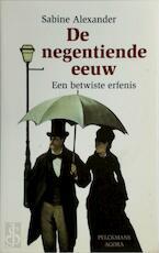 19de eeuw - Sabine Alexander (ISBN 9789039107744)