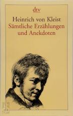 Sämtliche Erzählungen und Anekdoten - Heinrich von Kleist (ISBN 9783423124935)