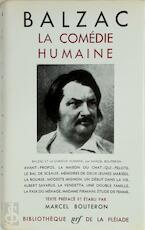 La Comédie Humaine - Tome I