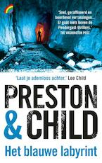 Het blauwe labyrint - Preston & Child, Douglas Preston, Lincoln Child (ISBN 9789041713223)