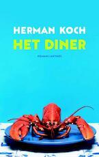 Het diner - Herman Koch (ISBN 9789041413680)