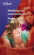 Van Dale Middelgroot Woordenboek Nederlands-Frans - Unknown (ISBN 9789066482845)