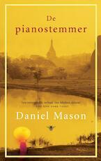 De pianostemmer - Daniel Mason (ISBN 9789023429456)