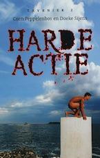 2 Harde actie - Coen Peppelenbos, Doeke Sijens (ISBN 9789077487211)