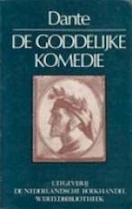 De goddelijke komedie - Dante Dante Alighieri, Christinus Kops, Gerard Wijdeveld (ISBN 9789028400320)