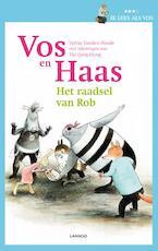 Ik leer lezen met Vos en Haas - Ik lees als Vos - Het raadsel van Rob - Sylvia Vanden Heede, Thé Tjong-Khing (ISBN 9789401426305)
