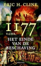 1177 v. Chr. - Eric Cline (ISBN 9789026329661)