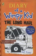 Diary of a Wimpy Kid 09: The Long Haul - Jeff Kinney (ISBN 9780141357027)