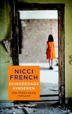 Donderdagskinderen - Nicci French (ISBN 9789041425522)