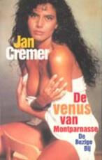De venus van Montparnasse - Jan Cremer (ISBN 9789023438953)