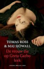 De vrouw die op Greta Garbo leek - Tomas Ross