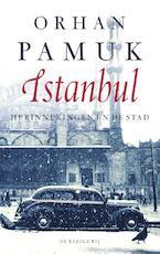 Istanbul - Orhan Pamuk (ISBN 9789023477723)