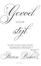 Gevoel voor stijl - Steven Pinker (ISBN 9789045028453)