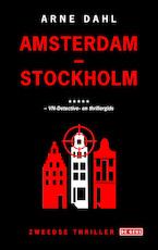 Amsterdam-Stockholm - Arne Dahl (ISBN 9789044535914)