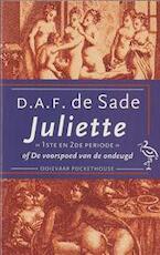 Juliette of de voorspoed van de ondergang [ondeugd] - D.A.F. de Sade (ISBN 9789035114296)