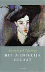 Het menselijk gelaat - Emmanuel Levinas (ISBN 9789026317705)