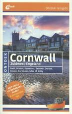 ANWB Ontdek Cornwall, Zuidwest-Engeland - Petra Juling (ISBN 9789018039417)