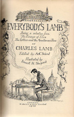 Everybody's Lamb - Charles Lamb