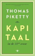 Kapitaal in de 21ste eeuw - Thomas Piketty (ISBN 9789023443520)