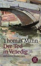 Der Tod in Venedig - Thomas Mann (ISBN 9783596200542)
