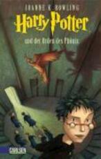 Harry Potter 5 und der Orden des Phönix - Joanne K. Rowling (ISBN 9783551555557)