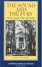 The Sound & the Fury 2e (NCE) - William Faulkner (ISBN 9780393964813)