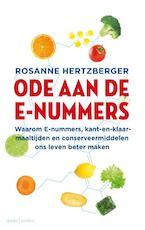 Een ode aan de e-nummers - Rosanne Hertzberger (ISBN 9789026330872)