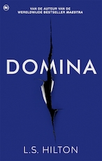 Domina - L.S. Hilton (ISBN 9789044351408)