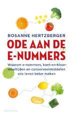 Een ode aan de e-nummers - Rosanne Hertzberger (ISBN 9789026330889)