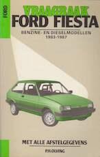 Vraagbaak Ford Fiesta - P.H. Olving (ISBN 9789020119763)