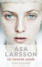 De tweede zonde - Åsa Larsson (ISBN 9789462533066)