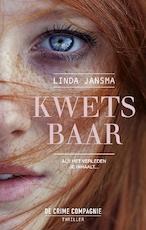 Kwetsbaar - Linda Jansma (ISBN 9789462536975)