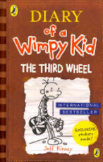 Diary of a Wimpy Kid: the third wheel - Jeff Kinney (ISBN 9780141348568)