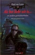 Als het licht uit is... - Paul van Loon, Camila Fialkowski (ISBN 9789066922792)