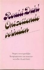 Ontzettende verhalen - Roald Dahl, Johannes van Dam (ISBN 9789029013048)