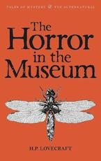 Horror in the museum : collected short stories